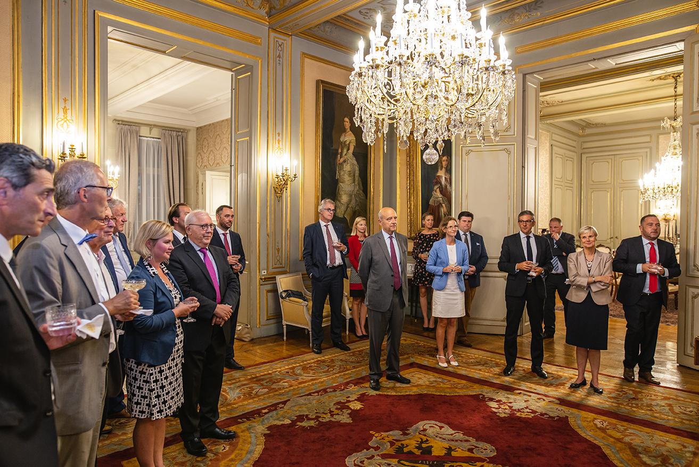 2018.09.05 - Alain Juppé - Palais du Gouverneur